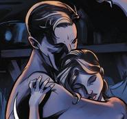 Nikolai abbraccia Anna