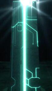 Vault pedestal