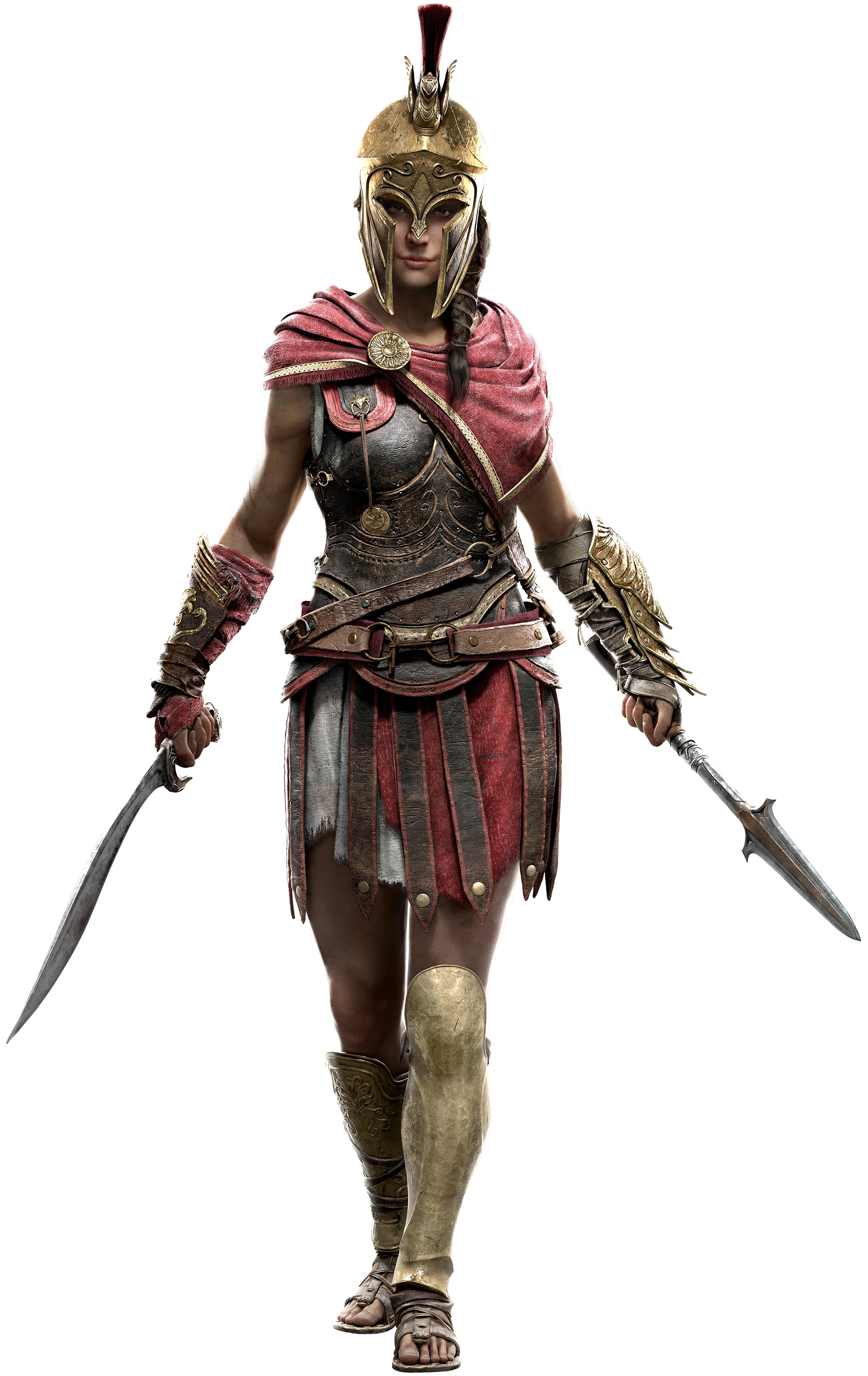 Kassandra Assassin S Creed Wiki Fandom
