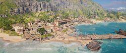 ACOD Village of Gytheion