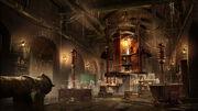ACS Underground Lab - Concept Art