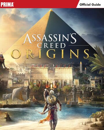 Assassin S Creed Origins Official Game Guide Assassin S Creed