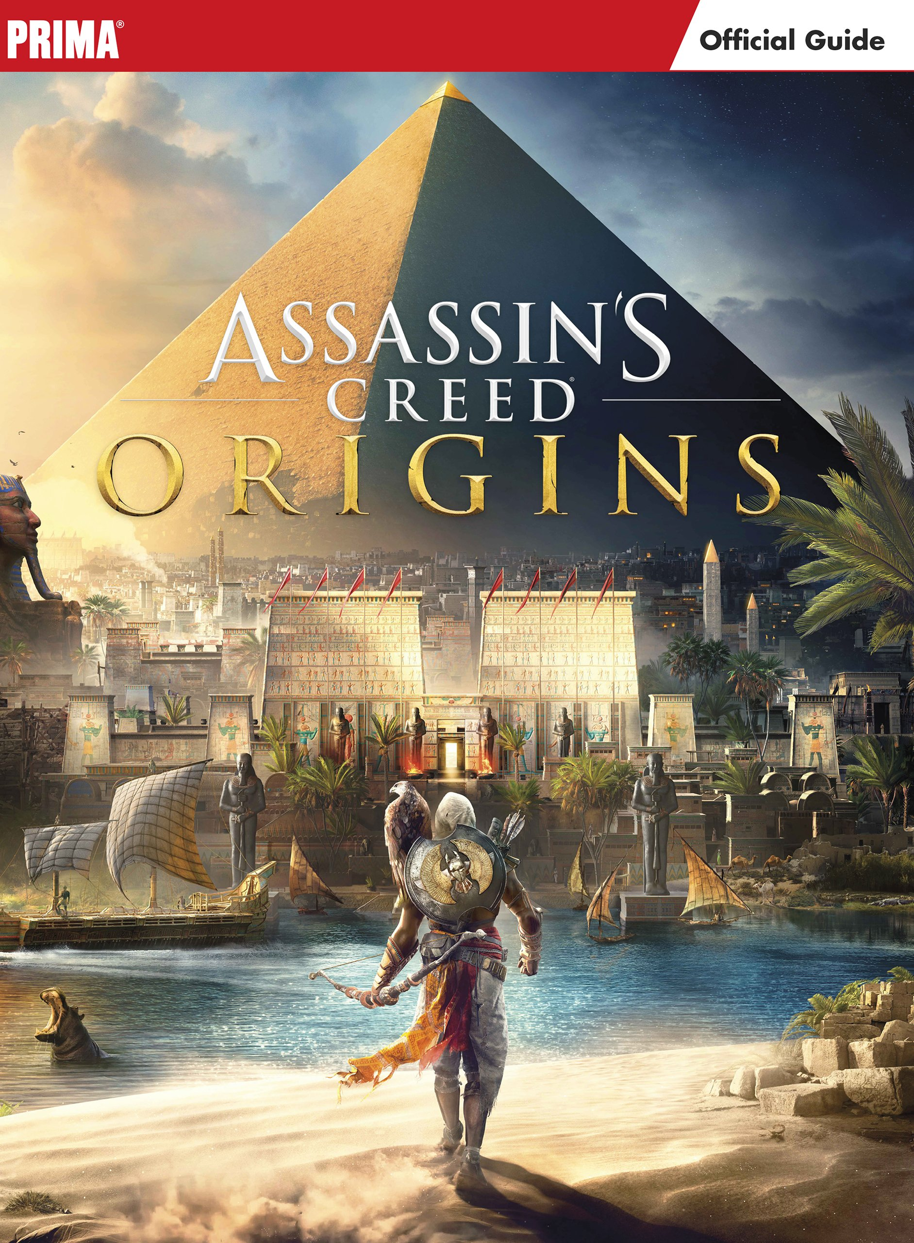 Assassins Creed Origins Official Game Guide