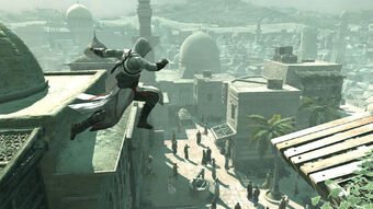 Freerunning Assassin S Creed Wiki Fandom