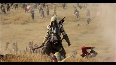 Assassin's Creed III E3 Cinematic Trailer