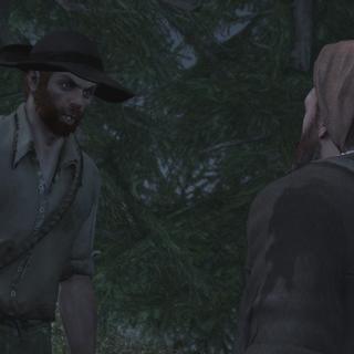 泰瑞和戈弗雷争吵