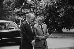 Ford et Kissinger