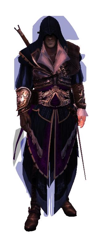 Hood - alternate armor