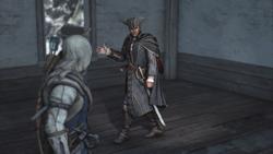 Spotkanie ojca z synem