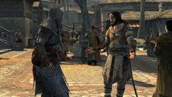 Ysuf accueil Ezio