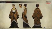 ACCC Concubine - Concept Art