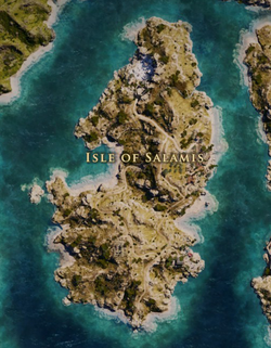ACOD Isle of Salamis