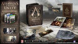 ACUnity Bastille Edition