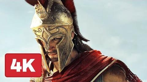 Assassin's Creed Odyssey Reveal Trailer - E3 2018