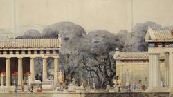 DTAG Temples of Epidauros - Alphonse-Alexandre
