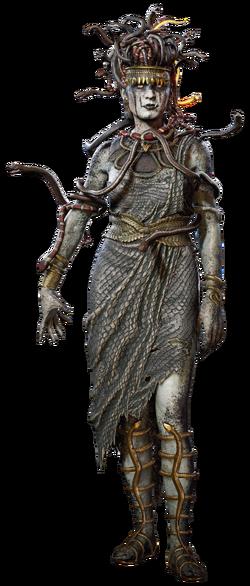 ACOD Medusa render