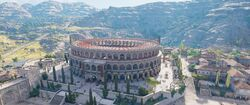 ACO Cyrene Gladiator Arena