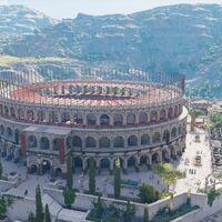 Cyrene Gladiator Arena Assassin S Creed Wiki Fandom
