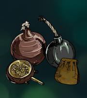 ACP Treasures Rare weapons