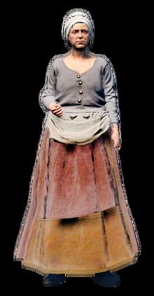 ACU Vieille madame Margot BDA