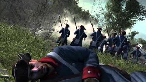 Assassin's Creed 3 - Trailer Indipendenza IT