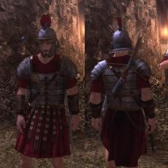 罗马士兵服装