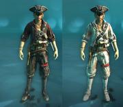 Templar - Assassin (Stowaway)