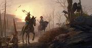 ACOD War Horses Concept Art