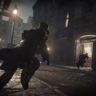 Der Ripper verbreitet Schrecken