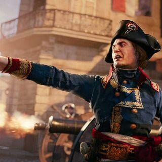 <b>Bonaparte</b> commandant ses troupes