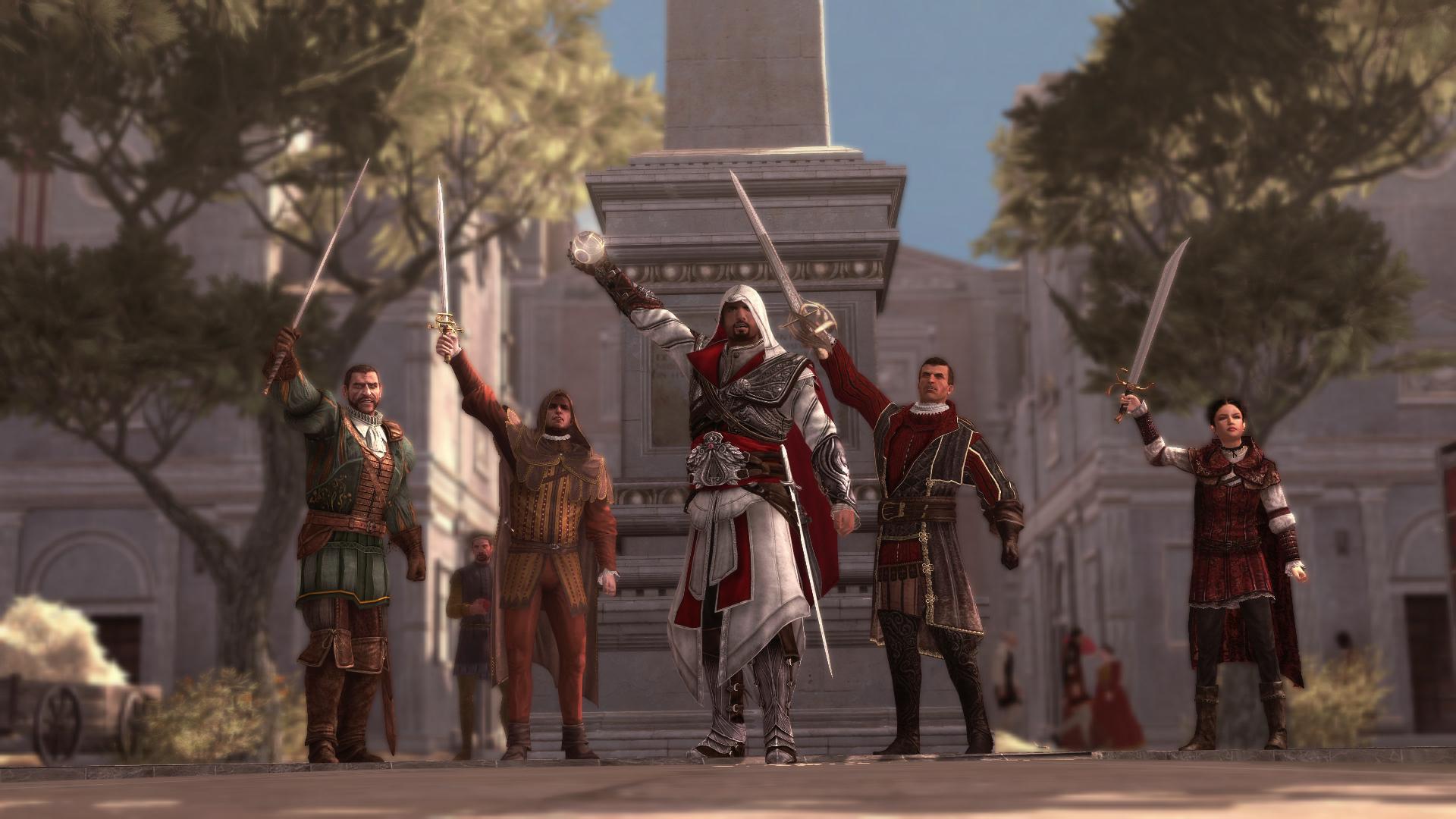 Assassin S Creed Brotherhood Assassin S Creed Wiki Fandom