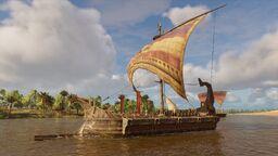 ACO Navire - Delta du Nil