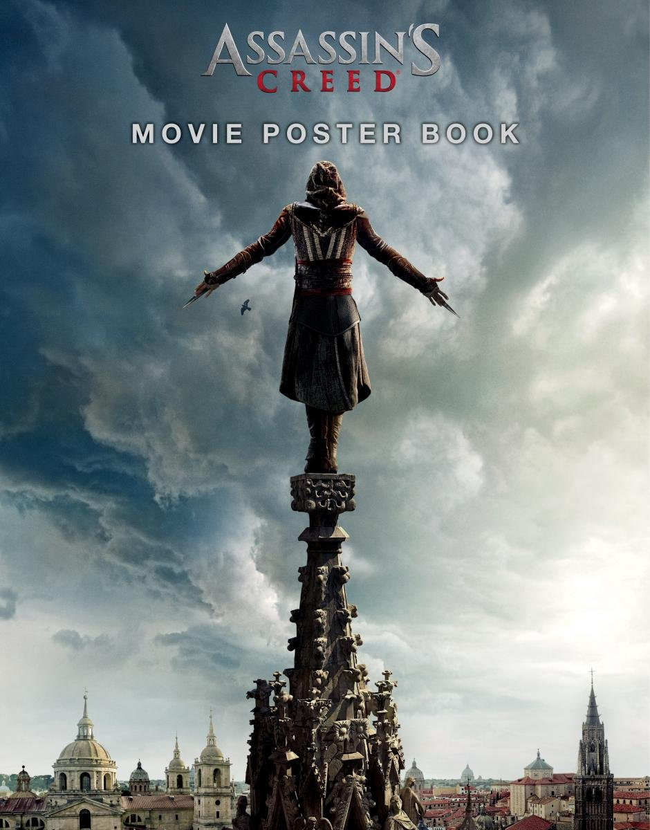Assassin S Creed Movie Poster Book Assassin S Creed Wiki Fandom