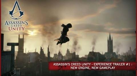Assassin's Creed Unity -- Experience trailer 1 Nuovo motore, Nuovo gameplay