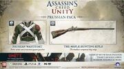 Assassin's Creed Unity Prussian Pack