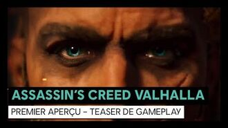 Assassin's Creed Valhalla Premier teaser de Gameplay