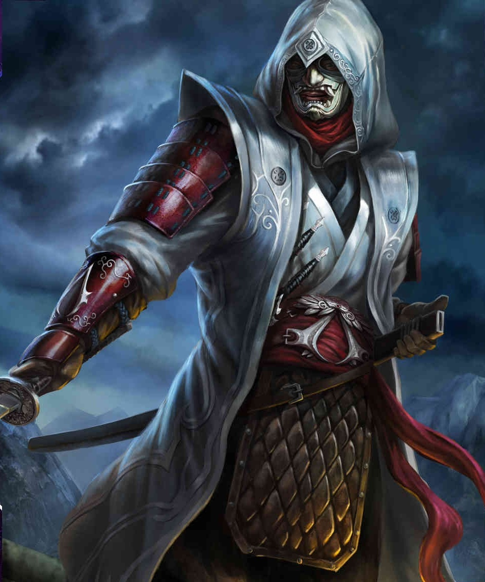 Hattori Hanzō Assassin S Creed Wiki Fandom