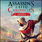 Assassin's Creed Chronicles India Button