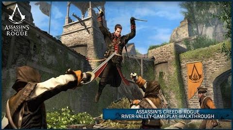 Assassin's Creed® Rogue River-Valley-Gameplay-Walkthrough DE