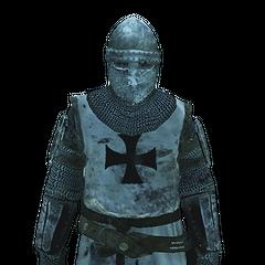 Un capitaine Teutonique