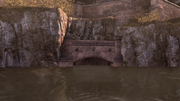 ACB-Hideout River Entrance
