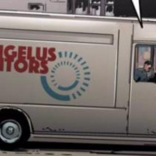 安杰勒斯货车