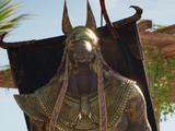 Anubis Shadows