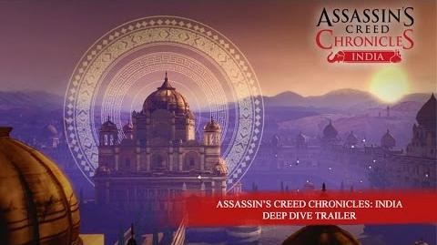 Assassin's Creed Chronicles India – Deep Dive Trailer DE