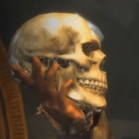 Crâne d'espionnage
