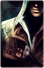 Ezio Auditore Di Firenze Smirk by Marlowlover
