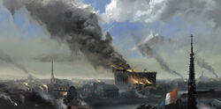 Fall of the Bastille - Concept Art