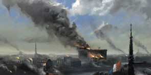 Fall of the Bastille - Concept Art