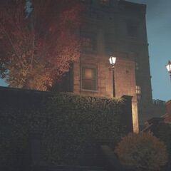 第四名受害者凯瑟琳·埃德温的遇害现场
