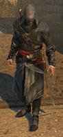 Ezio z ukrytym ostrzem (ACR) (by Kubar906)